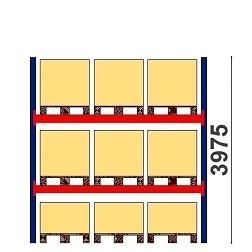 Starter & extension bays 3975 h