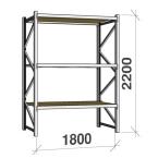 Universalhylla 2200Hx1800B