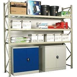 Wide Span Shelving H=2100