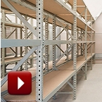 Lagerhyllor video