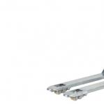 Hand pallet truck 1150x520/2000 kg galvanized