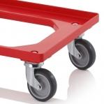 Tray trolley 620x420x100mm