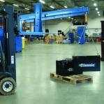 Truckkran, ställbar 2300 kg
