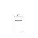 Bench 300x290x420