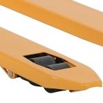 Hand pallet truck 1150x540/2500 kg PU castors