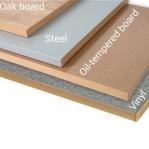 Bord m hurts 6 låd. 1600x 800 mm Board