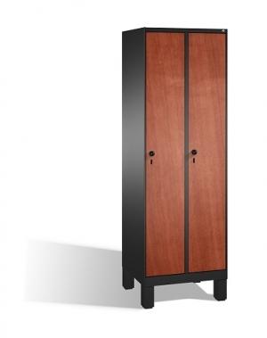 Skåp,2x300 MDF dörrar, 1850x610x500