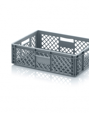 EURO CONTAINER PERFORATED 60x40x17 cm
