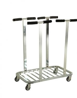 Säckställning 770x470x900 mm, 75kg