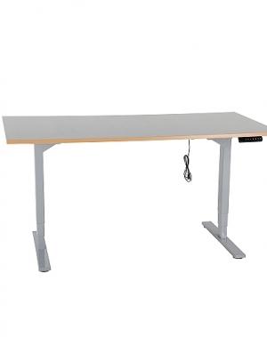 Elektriskt arbetsbord 1600x800mm/150kg, h=620-1270mm