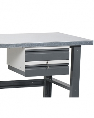 Double drawer 290x465x505