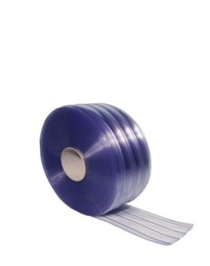 PVC curtain Relief 2x300mm/meter