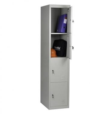 4-DOOR VERTICAL LOCKER 1820*380*500