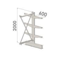 Add On bay 2000x1000x2x600,4 levels