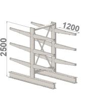 Starter bay 2500x1000x2x1200,4 levels