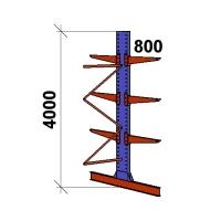 Add On bay 4000x1500x2x800,4 levels