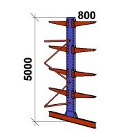 Add On bay 5000x1500x2x800,5 levels