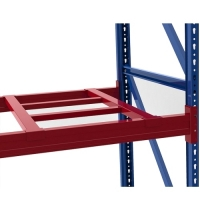 H-pallet support bar W850xD1050mm, 60*40*1,5
