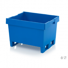 REUSABLE CONTAINER CLASSIC MB 8642K 80x60x52 cm