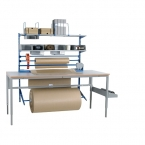 Packing table set