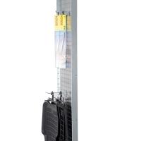 Perforerad tät gavel 2100x600