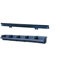 Lådhållare med 5 lådor, 555 mm