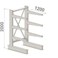 Starter bay 2000x1500x1200,4 levels