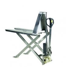 Scissor lift 1000 kg stainless