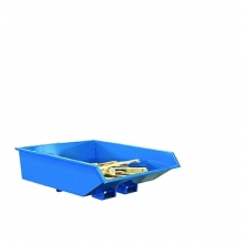 Tipping low container 750L