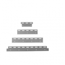 Upphängningsbeslag för PVC-ridå 200mm