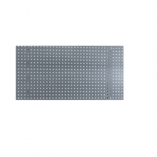 Perforated sheet 1500x600 zn, step 38 mm