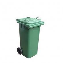 Avfallskärl 120L, grön
