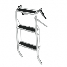 Ladder for In-store-trolley 540x480x670mm, 125kg