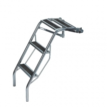 Ladder for In-store-trolley 540x480x670mm, 130kg