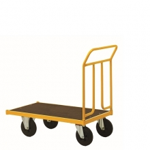 Plattformsvagn 1000x600x1020mm, 400kg