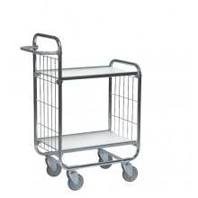 Flexible shelf trolley 1195x470x1120mm, 250kg