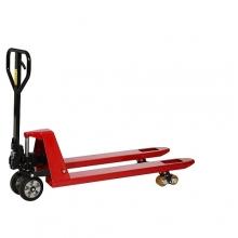 Hand pallet truck 1150x540/2500 kg Rubber/PU castors
