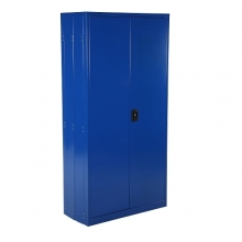 Workshop cabinet Easy 1800x900x400, Blue RAL5010, foldable